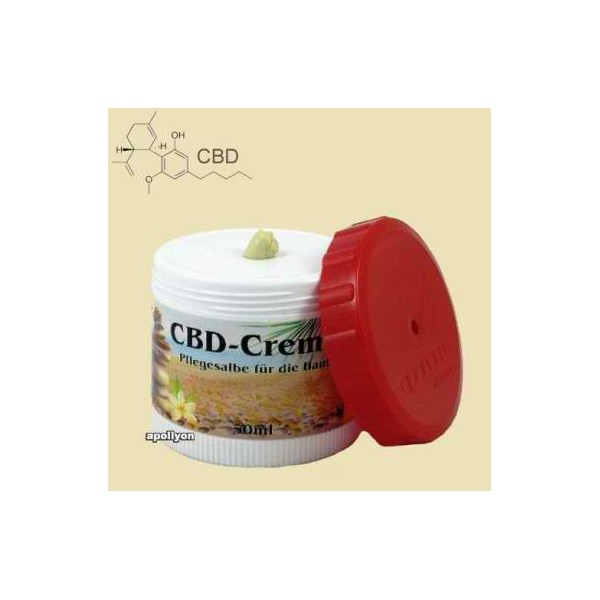 Buy CBD Creme Skin Care