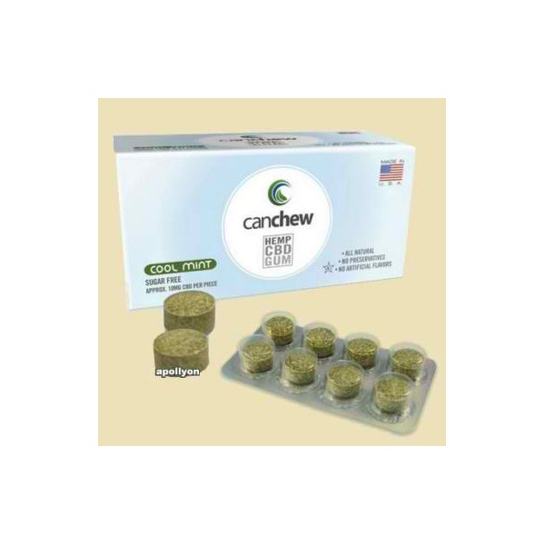 Buy CBD Gum CanChew